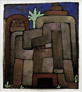 Picture no: 30009788 P.Klee, Ilfenburg / 1935 Created by: Klee, Paul