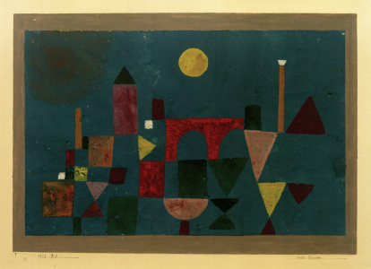 Picture no: 30009796 P.Klee, Red Bridge / 1928 Created by: Klee, Paul