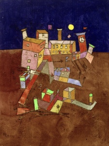 Picture no: 30009798 P.Klee, Partie aus G. / 1927 Created by: Klee, Paul