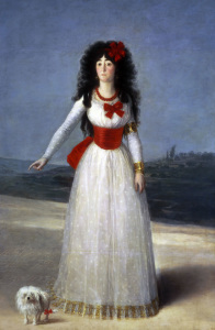 Picture no: 30009818 Duchess of Alba / by Goya Created by: Goya, Francisco de