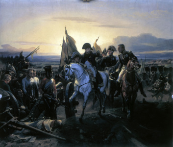 Picture no: 30009869 Napoleon on Friedland Battlefield 1807 Created by: Vernet, Horace