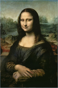 Picture no: 31000002 Mona Lisa, c.1503-6 Created by: da Vinci, Leonardo