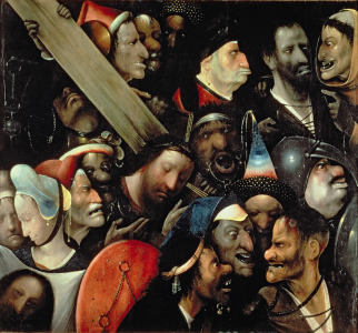 Picture no: 31000068 The Carrying of the Cross Created by: Bosch, Hieronymus
