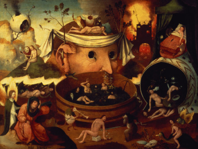 Picture no: 31000071 Tondal's Vision Created by: Bosch, Hieronymus