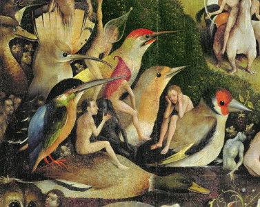 Picture no: 31000084 The Garden of Earthly Delights, c.1500 Created by: Bosch, Hieronymus