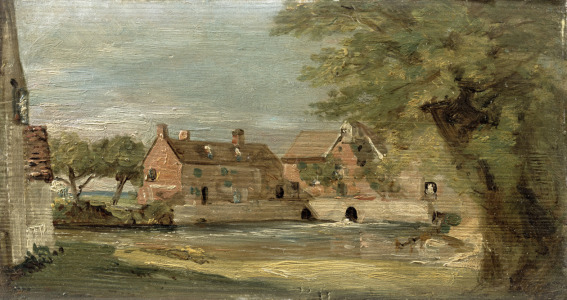 Picture no: 31000228 Flatford Mill Created by: Constable, John