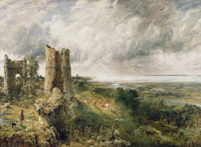 Picture no: 31000229 Hadleigh Castle, 1829 Created by: Constable, John