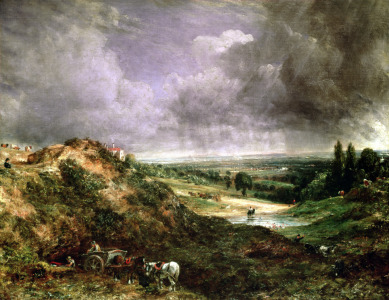 Picture no: 31000233 Hampstead Heath Created by: Constable, John