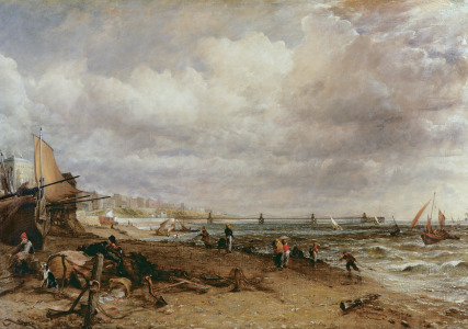 Picture no: 31000241 Marine Parade and Old Chain Pier, 1827 Created by: Constable, John