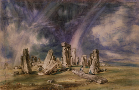 Picture no: 31000245 Stonehenge, 1835 Created by: Constable, John