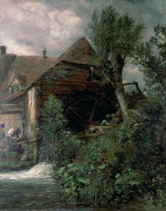 Picture no: 31000247 Watermill at Gillingham, Dorset Created by: Constable, John