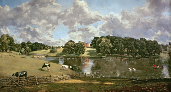 Picture no: 31000253 Wivenhoe Park, Essex, 1816 Created by: Constable, John
