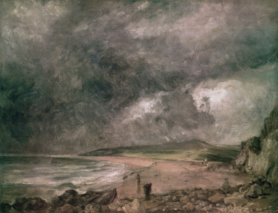 Picture no: 31000255 Weymouth Bay with Approaching Storm Created by: Constable, John