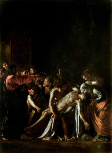 Picture no: 31000322 Resurrection of Lazarus Created by: da Caravaggio, Michelangelo Merisi