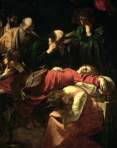 Picture no: 31000328 The Death of the Virgin, 1605-06 Created by: da Caravaggio, Michelangelo Merisi