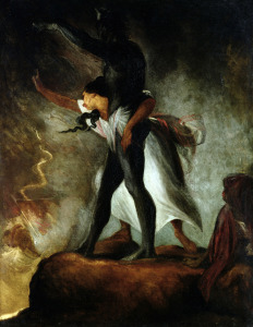 Picture no: 31000434 The Negro Avenged, 1806/7 Created by: Füssli, Johann Heinrich d.J.