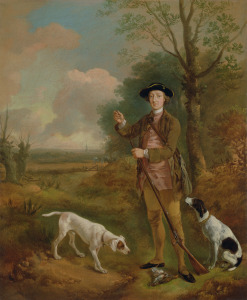 Picture no: 31000441 Major John Dade of Tannington, Suffolk, c.1755 Created by: Gainsborough, Thomas