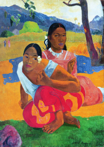Picture no: 31000485 Nafea Faaipoipo , 1892 Created by: Gauguin, Paul