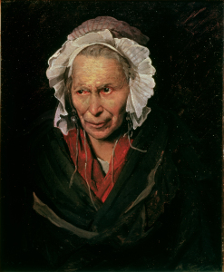 Picture no: 31000510 The Madwoman or The Obsession of Envy, 1819-22 Created by: Géricault, Théodore