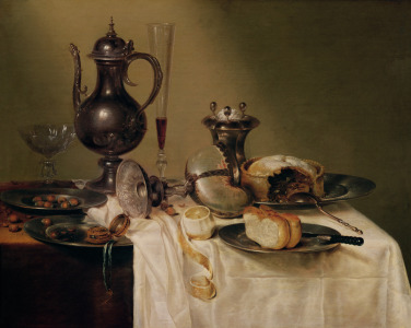 Picture no: 31000640 Still Life, 1642 Created by: Heda, Willem Claesz