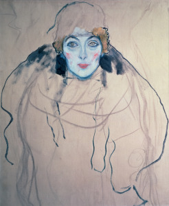 Picture no: 31000717 Head of a Woman Created by: Klimt, Gustav