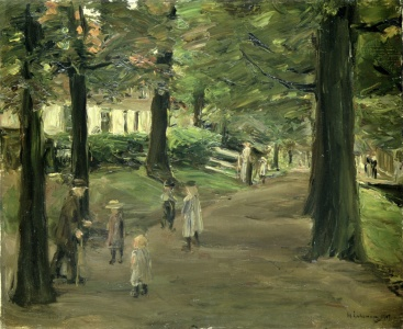 Picture no: 31000754 The Avenue Created by: Liebermann, Max