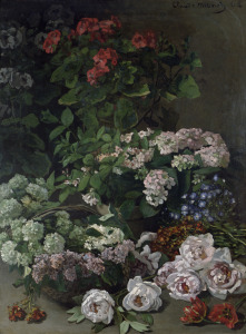 Picture no: 31000863 Spring Flowers, 1864 Created by: Monet, Claude