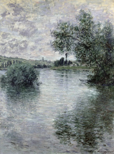 Picture no: 31000879 The Seine at Vetheuil, 1879 Created by: Monet, Claude