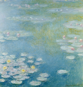 Picture no: 31000899 Nympheas at Giverny, 1908 Created by: Monet, Claude
