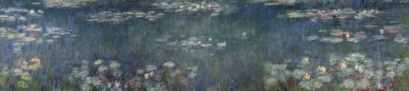 Picture no: 31000911 Waterlilies: Green Reflections, 1914-18 Created by: Monet, Claude