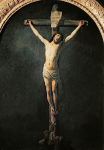 Picture no: 31001053 Christ on the Cross Created by: Rembrandt Harmenszoon van Rijn