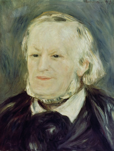 Picture no: 31001086 Portrait of Richard Wagner , 1893 Created by: Renoir, Pierre-Auguste
