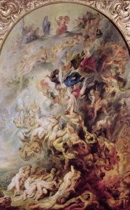 Picture no: 31001172 'Small' Last Judgement, c.1620 Created by: Rubens, Peter Paul