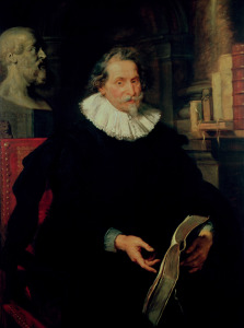 Picture no: 31001196 Portrait of Ludovicus Nonnius c.1627 Created by: Rubens, Peter Paul