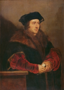 Picture no: 31001197 Portrait of Sir Thomas More Created by: Rubens, Peter Paul