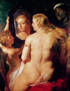 Picture no: 31001207 The Toilet of Venus, c.1613 Created by: Rubens, Peter Paul