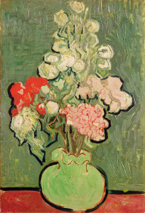 Picture no: 31001327 Bouquet of flowers, 1890 Created by: van Gogh, Vincent