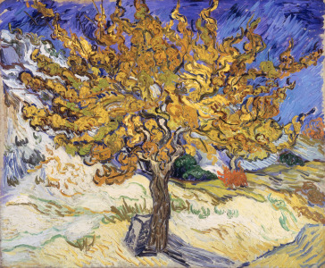 Picture no: 31001368 Mulberry Tree, 1889 Created by: van Gogh, Vincent