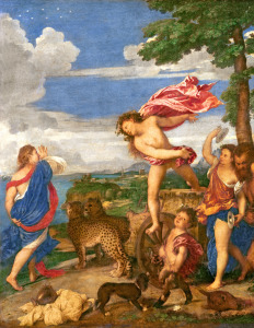 Picture no: 31001389 Bacchus and Ariadne, 1520-23 Created by: Vecellio, Tiziano