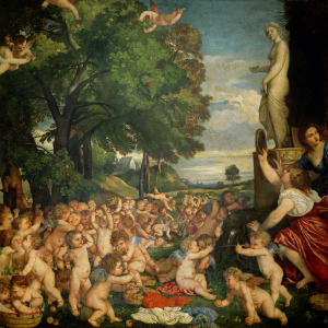 Picture no: 31001394 The Worship of Venus, 1519 Created by: Vecellio, Tiziano