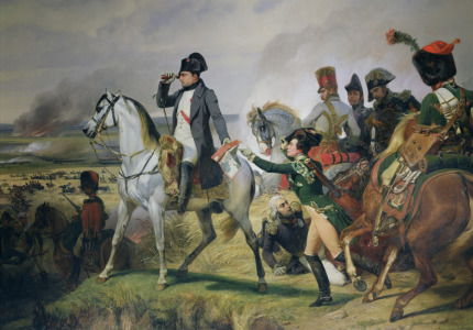 Picture no: 31001406 The Battle of Wagram, 6th July 1809, 1836 Created by: Vernet, Horace