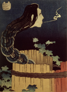 Picture no: 31001542 Japanese Ghost Created by: Hokusai, Katsushika