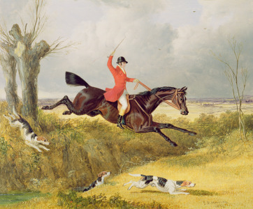 Picture no: 31001584 Clearing a Ditch, 1839 Created by: Herring Snr, John Frederick