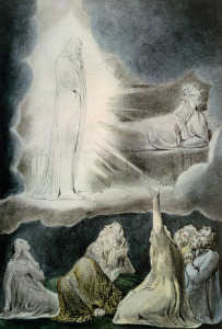 Picture no: 31001766 The Vision of Eliphaz, 1825 Created by: Blake, William