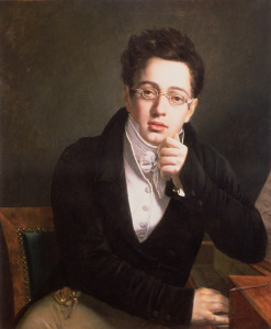 Picture no: 31001778 Portrait of Franz Schubert , Austrian composer, aged 17, c.1814 Created by: Anonyme Künstler