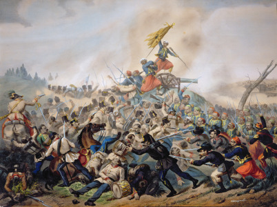 Picture no: 31001863 The Battle of Magenta Created by: Anonyme Künstler