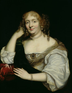 Picture no: 31001930 Portrait of Marie de Rabutin-Chantal Marquise de Sevigne, after 1670 Created by: Anonyme Künstler