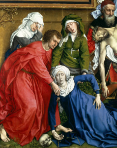 Picture no: 31002493 Descent from the Cross, c.1435 Created by: Weyden, Rogier van der