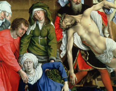 Picture no: 31002494 Descent from the Cross, 1435 Created by: Weyden, Rogier van der