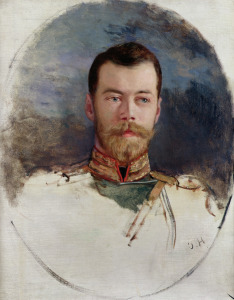 Picture no: 31002728 Study for a portrait of Tsar Nicholas II 1898 Created by: Gervex